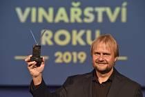 Absolutní šampion a vítěz kategorie střední vinařství Rodinné vinařství Vican z Mikulova.