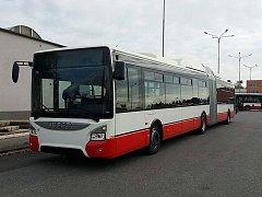 Nové autobusy dopravního podniku na CNG mají problém - nezvládají brněnské kopce. Ilustrační foto.