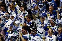 VZHŮRU  DO NOVÉHO ROKU. Fanoušci na jižní Moravě doufají, že rok 2010 jim přinese více sportovní radosti.