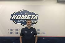 Hokejovou Kometu posílil brankář Ondřej Kacetl.