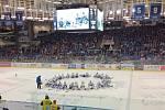 Úkol splněn. Hokejisté brněnské Komety v 51. kole extraligy doma přehráli 3:1 Chomutov.