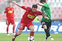 Zápas 1.FC Brno proti Jablonci.