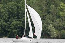 Křest nových plachetnic pro Hry Evropského paralympijského výboru pro mládež.