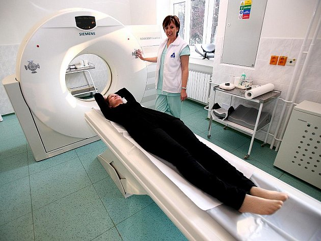 Brněnská Nemocnice Milosrdných bratří uvedla do provozu nový výpočetní tomograf.