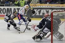 Hokejisté Vítkovic se v Brně radovali z výhry 3:1.