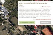 Stránku k aktualizaci územního plánu lidé najdou na adrese www.mampripominky.cz.