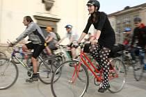 Velká jarní cyklojízda Brnem.