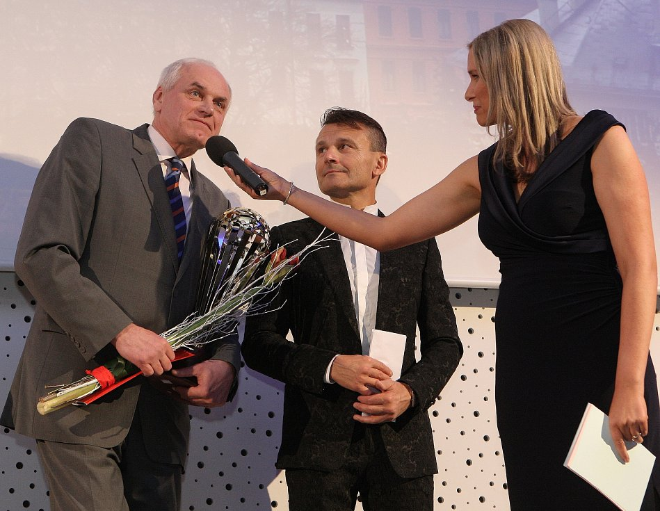 Předávání cen pro brněnské sportovce