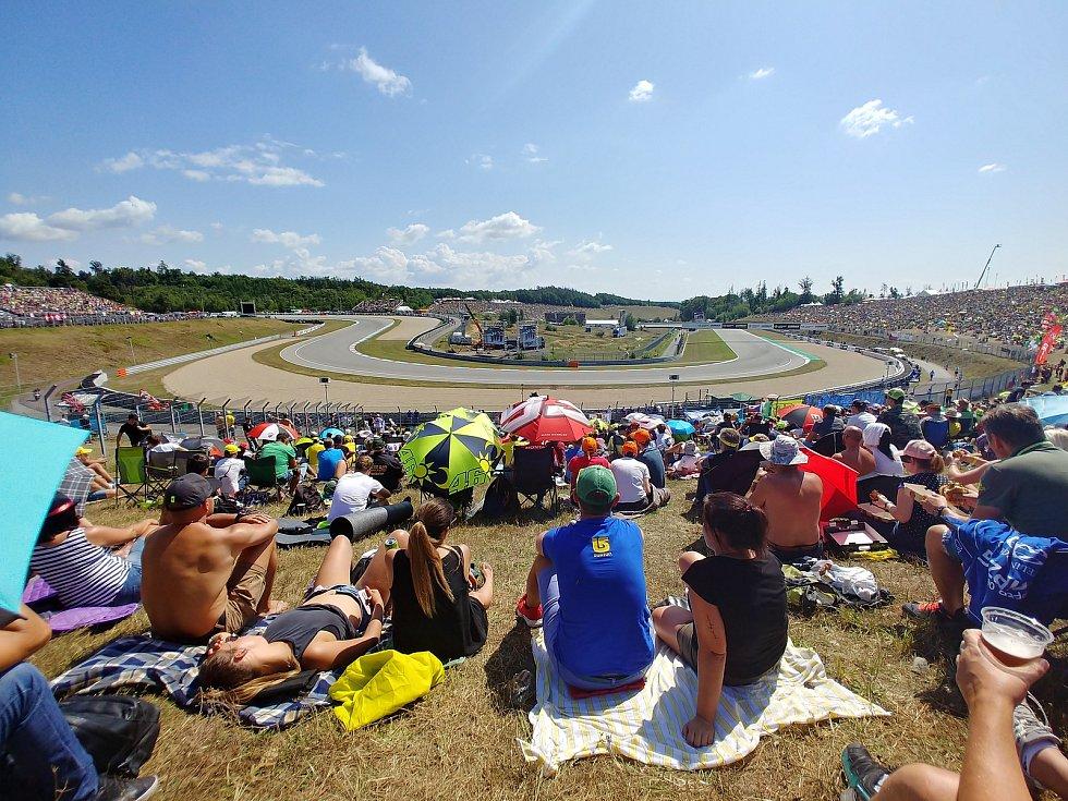 Obrázek, který se letos při Grand Prix nebude opakovat.
