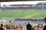 Fanoušci vyprodali Srbskou. Zbrojovka porazila Spartu 1:0.