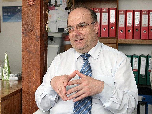 Ředitel sdružení asociace APLA Roman Turský.