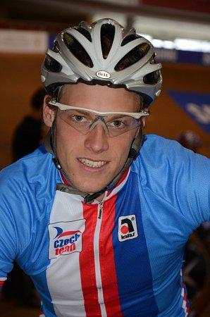 Kvarteto mladíků skončilo na mistrovství světa vdráhové cyklistice vBělorusku jedenácté ve stíhacím závodu družstev na čtyři kilometry.