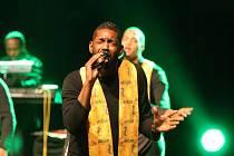 Vystoupení Harlem Gospel Choir v Janáčkově divadle v Brně.