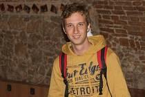 Martin Hrabina z Vysokého učení technického v Brně programuje obojky pro slony.