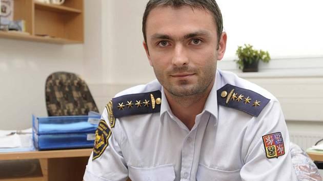 Ladič sirén - Radek Miškařík.