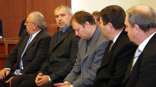 Bývalí manažeři Kosteleckých uzenin u brněnského soudu
