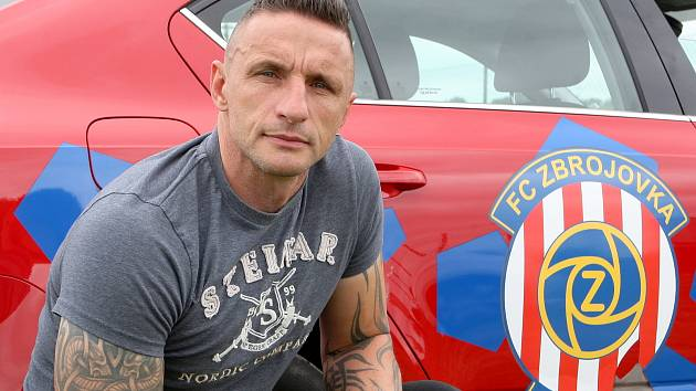Rozhovor na konci týdne s trenérem fotbalové Zbrojovky Brno Pavlem Šustrem.