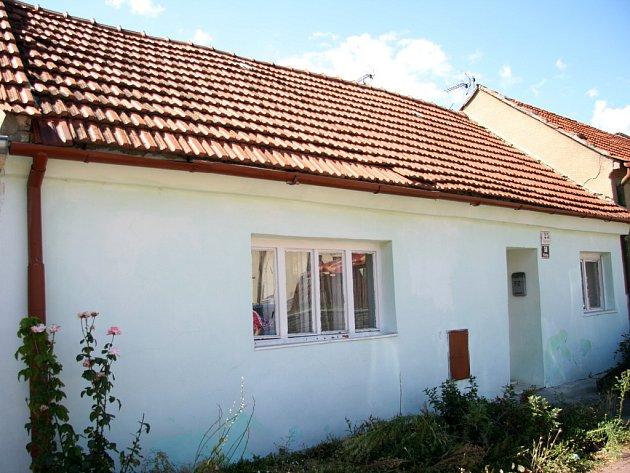 Dům ve kterém bydlel neplatič