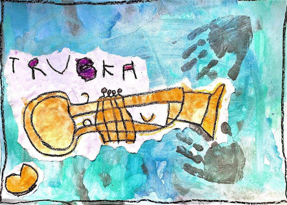 Filharmonie Brno vystavuje dvě stovky kreseb, které poslali žáci do katalogu.