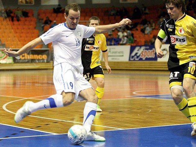 Futsalové Tango - ilustrační foto.