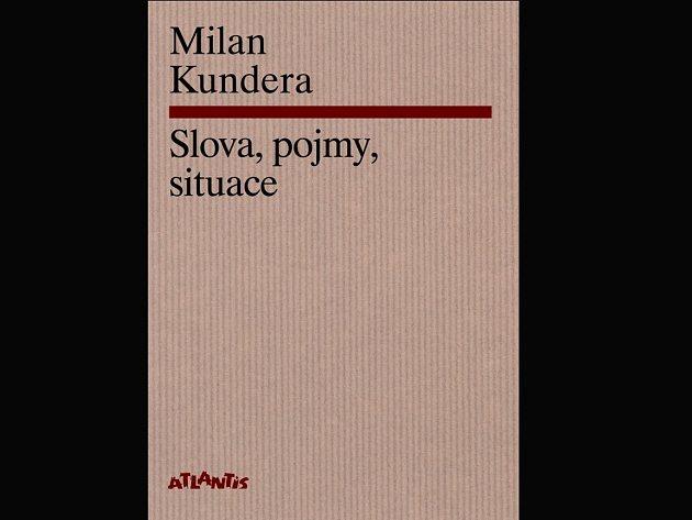 Nová kniha Kunderových esejů.