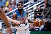 O největší bodový přídel basketbalistů egoé Brno se stará Deremy Geiger.