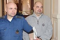 Pavel Opravil u brněnského krajského soudu.