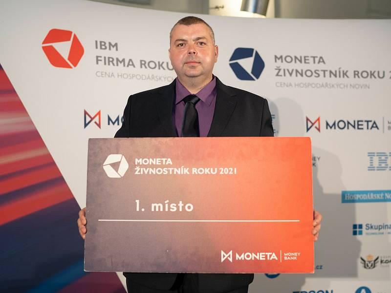 Živnostníkem roku 2021 Jihomoravského kraje je Josef Jůza.