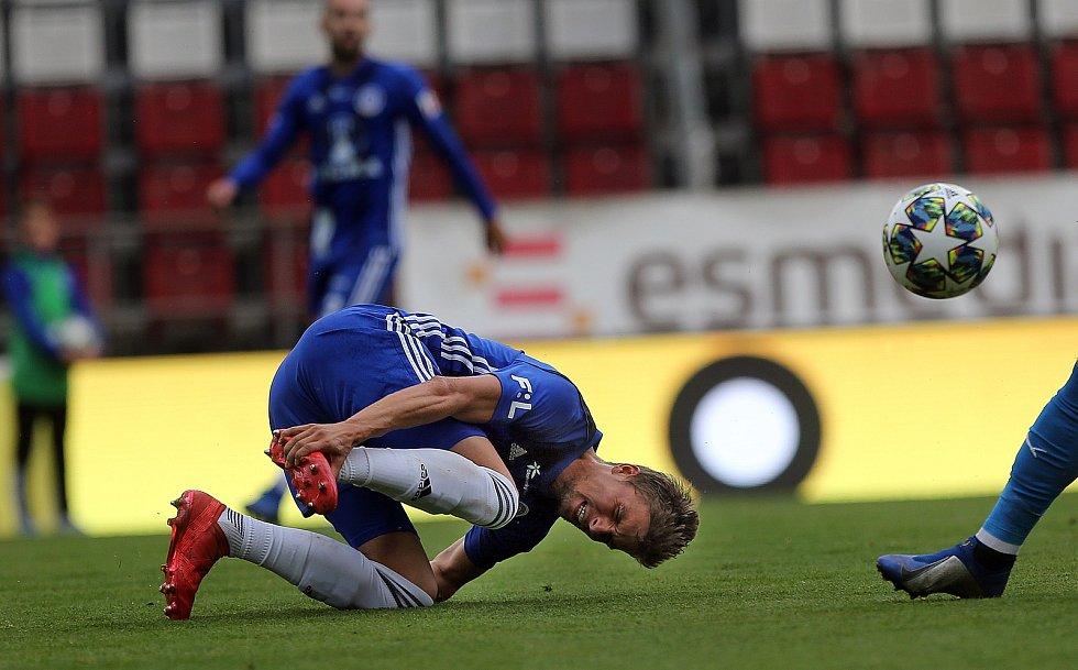 Sigma - SlováckoJiří Texl bolest zranění