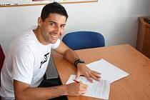 Třicetiletý rodák z Bělehradu Zoran Gajič podepsal v Brně smlouvu do konce sezony s následnou opcí.