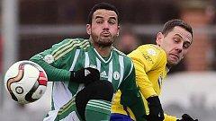 Záložník Rafael Acosta na sebe upozornil v dresu Bohemians 1905, kdy za 25 utkání v sezoně 2015/2016 vstřelil šest gólů.