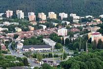 Náhodné pohledy na Bystrc, která se v roce 1960 připojila k městu Brnu.