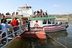 Vyplutím lodí v bystrckém přístavišti oficiálně začala pětašedesátá plavební sezona.
