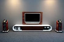 Přehlídka nábytkářských a designérských firem Mobitex 2009.