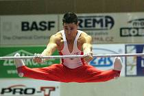Brněnská Grand Prix ve sportovní gymnastice měla favority jak z Německa, tak i Česka.