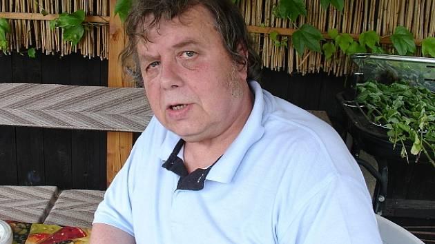 Jan Halas, syn básníka Františka Halase
