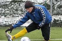Fotbalista Jan Šilinger.