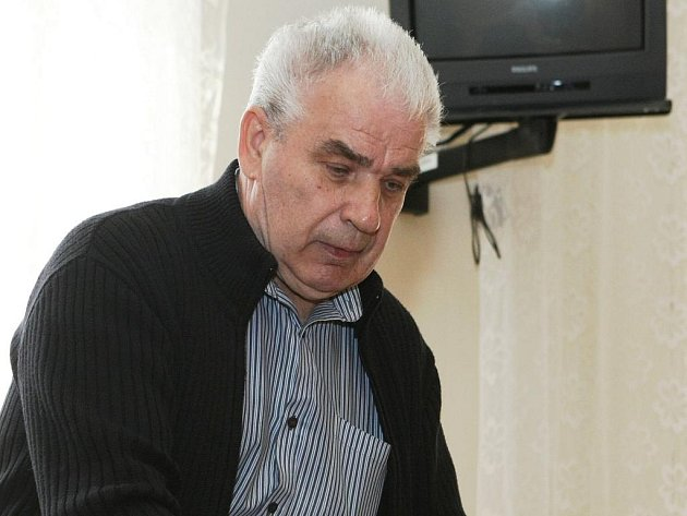 Jaroslav Škodák u brněnského soudu.