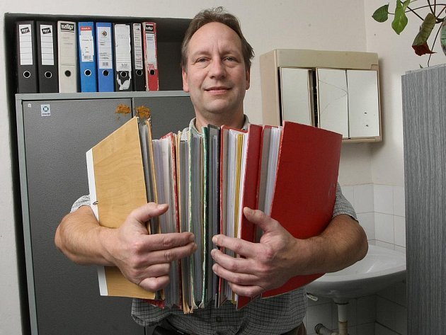 Víc než jedenáct set případů prošlo od roku 1993 rukama jihomoravského vyšetřovatele Jiřího Ščudly.