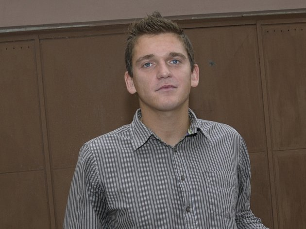 Futsalista Pavel Outrata.