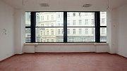 Unikátní funkcionalistikcý hotel Avion v Brně při rekonstrukci.