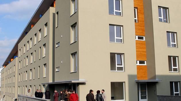 Nové byty nejen pro studenty v brněnských Medlánkách