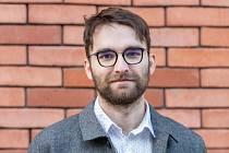 Brněnský učitel robotů Erik Citterberg z Born Digital.
