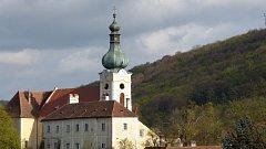 Fara ve Vranově nad Dyjí.