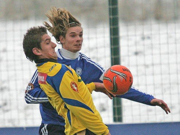 Fotbalista Filip Rýdel.