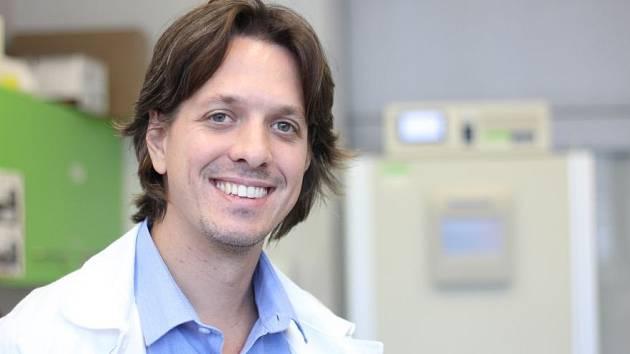 Lékař Marek Mráz.