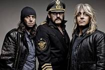 Britští Motörhead v čele s frontmanem Lemmy Kilmistrem v Brně představí nové album Motörizer.