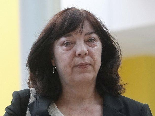 Bývalá ředitelka České obchodní inspekce pro Jihomoravský a Zlínský kraj Tatiana Neuhybelová.