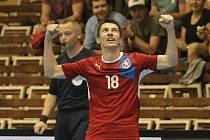 Futsalista Michal Belej.