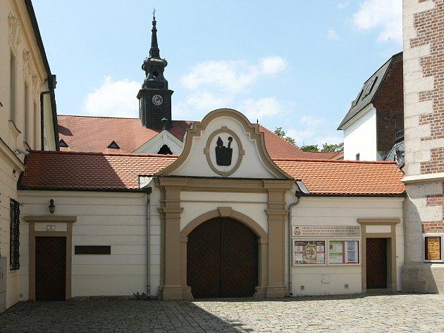 Klášter cisterciaček na Starém Brně.
